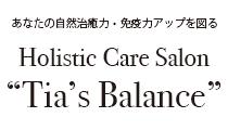 Tia's Balance